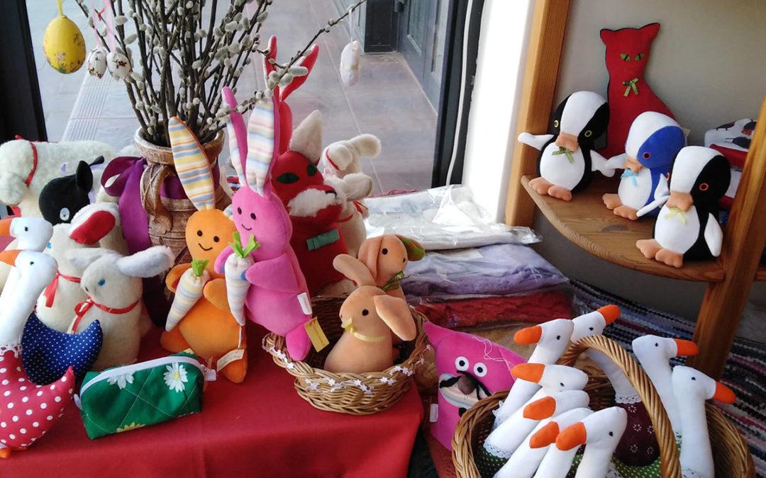 Húsvéti kínálat a Kreatív Stúdióban